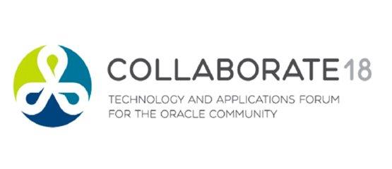 Collaborate 2018 – IOUG and OAUG