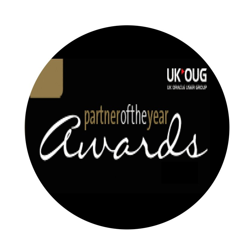 And the Winner of Digital Partner of the Year for UKOUG is ….