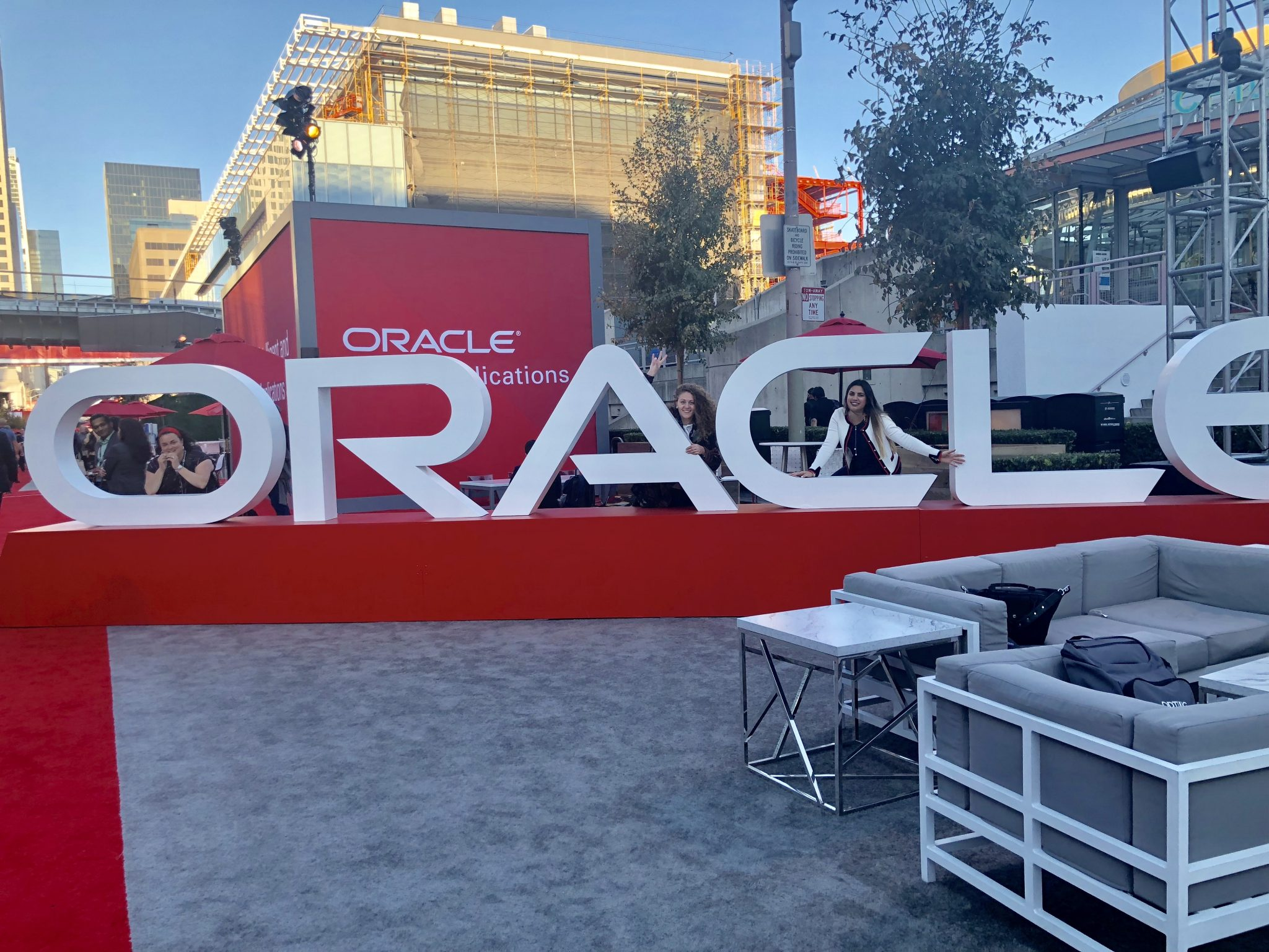 My First Oracle Open World Experience