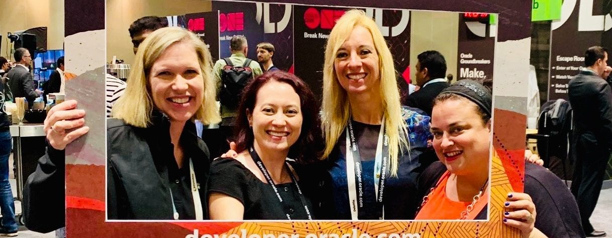 Relive the OOW19 Experience