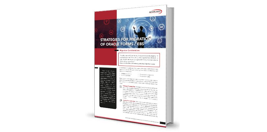 Get The Oracle Forms Migration Whitepaper