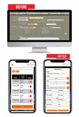 Oracle EBS Mobile Solutions