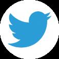 Twitter_White Back Circle
